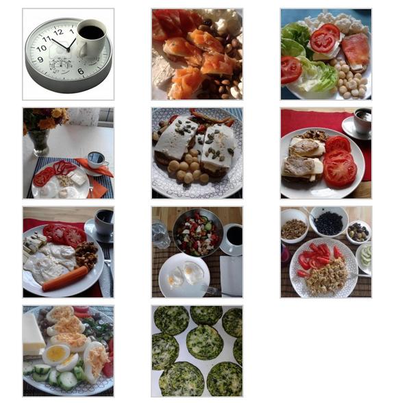 Dieta keto: idei de mic dejun