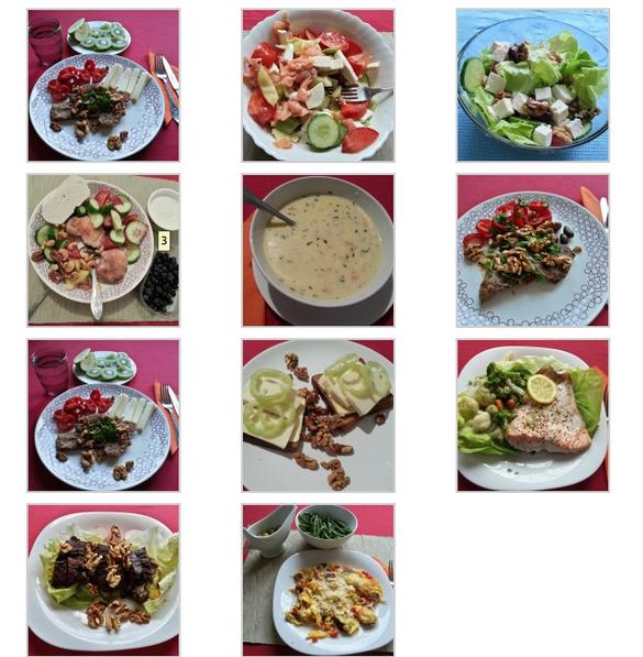 Dieta Keto – 10 idei noi de cină!