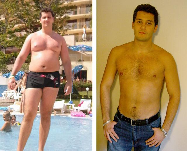 Secretele dr. Andrei Laslau, care a slabit 20 de kilograme in 45 de zile! Ce alimente tine in frigider si de ce produse ii e teama