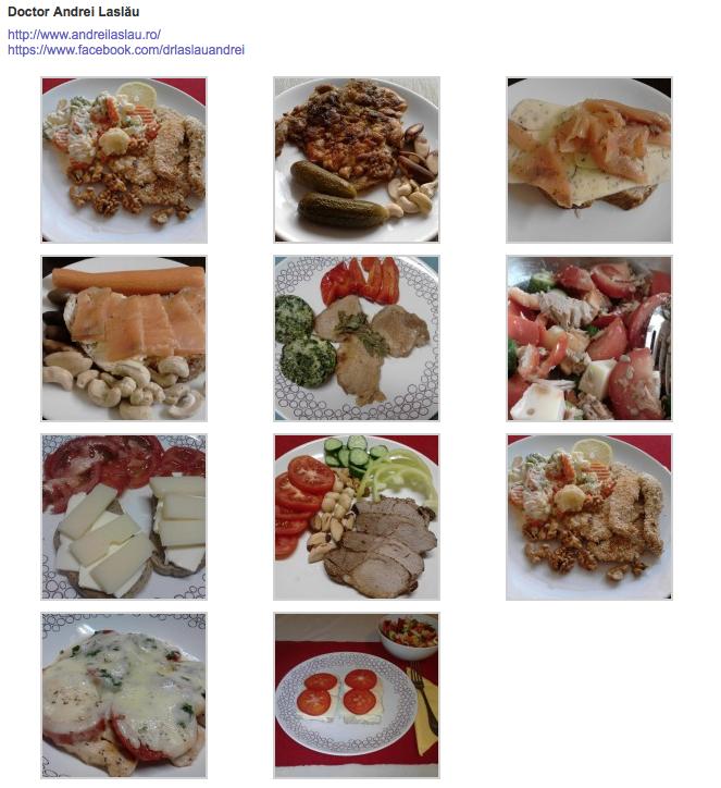 Dieta keto: idei de cină