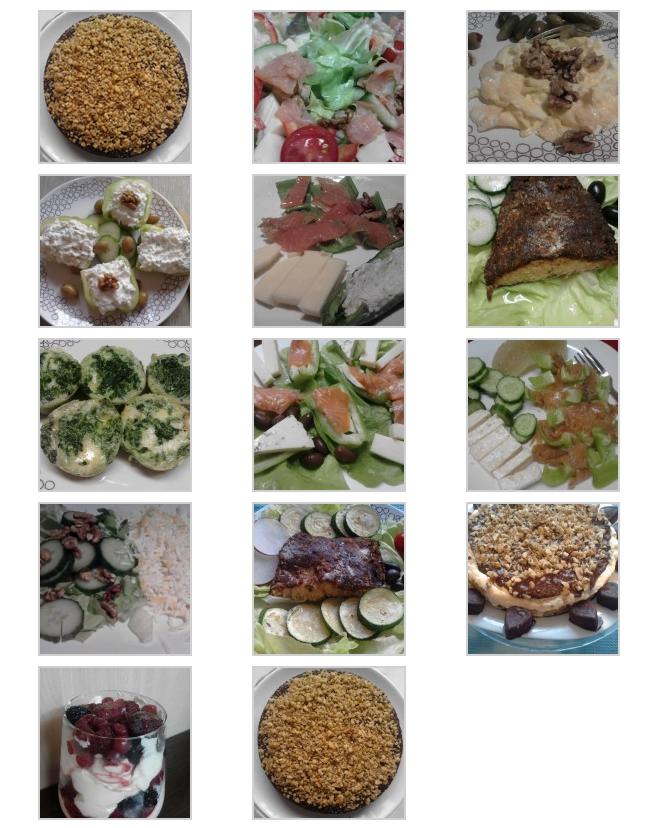 Dieta ketogenică – 10 idei de cină și 3 idei de desert!