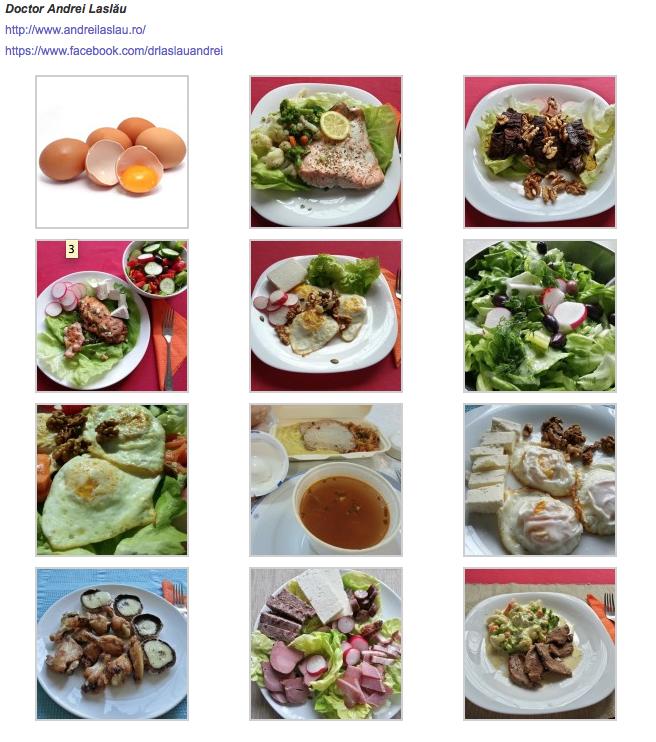 Dieta Keto – 10 idei noi de prânz!
