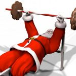 Trei zile de Crăciun, niciun kilogram în plus?!