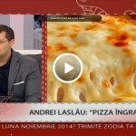 Este pizza o mâncare sănătoasă?
