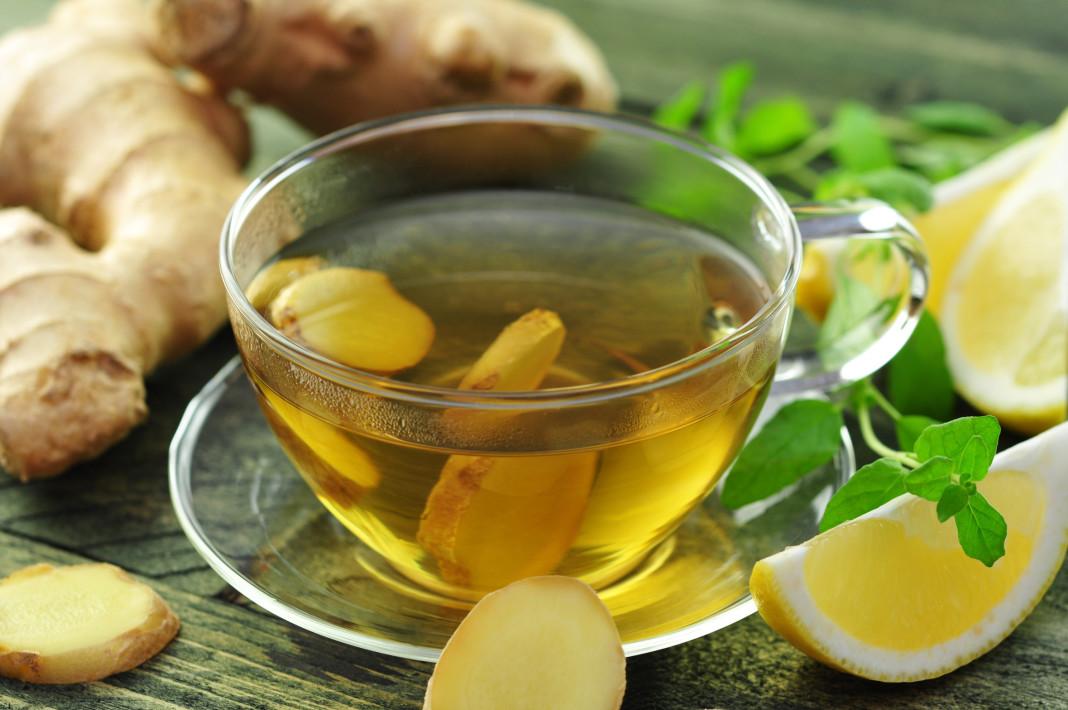 10 motive pentru care trebuie sa inlocuiesti cafeaua de dimineata cu ceaiul de ghimbir
