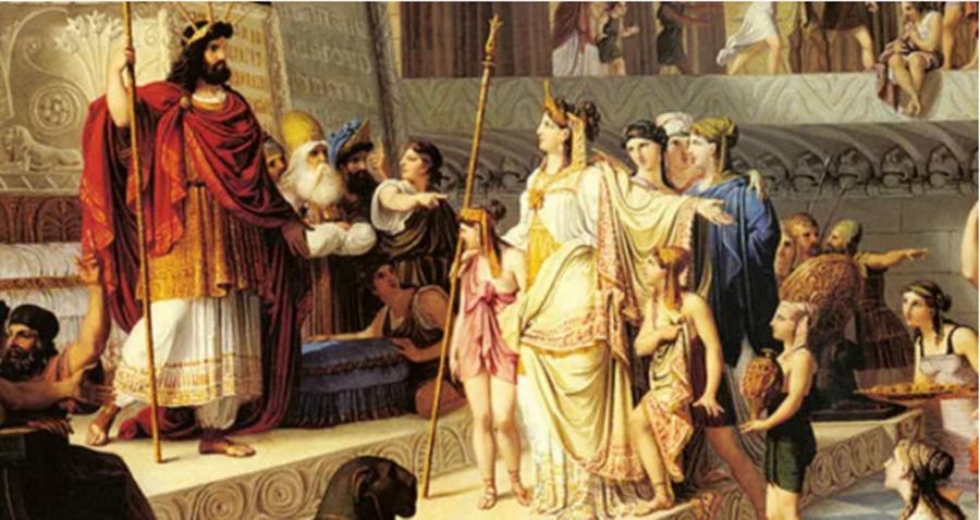 Pilda regelui Solomon despre drumul spre fericire! Te va pune pe ganduri