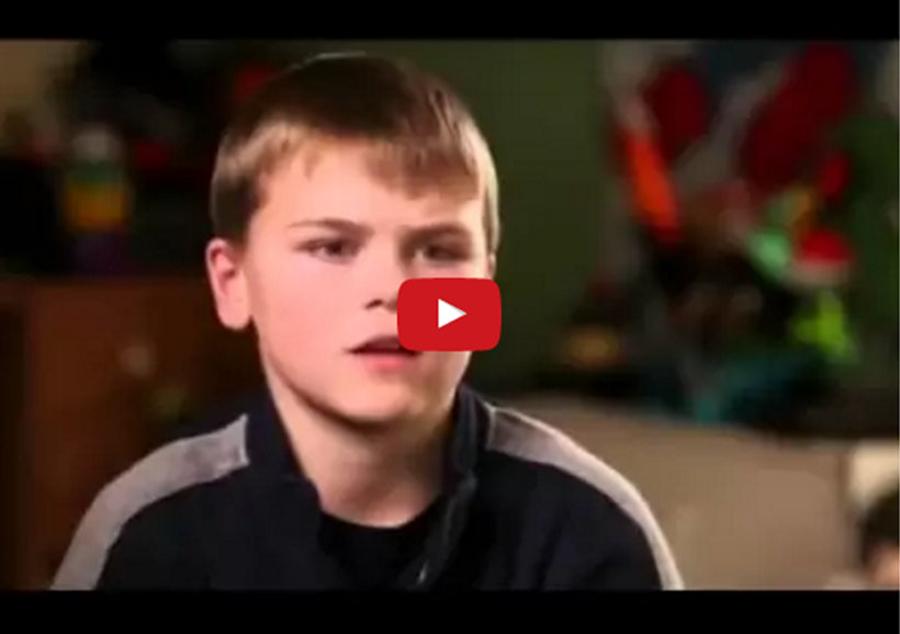 Oare sa fie adevarat? VIDEO: Băiatul care a văzut Raiul și s-a întors pe Pământ POVESTESTE