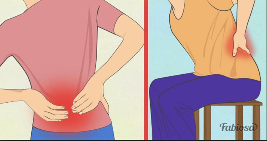 Remedii naturale pentru durerile cauzate de nervul sciatic