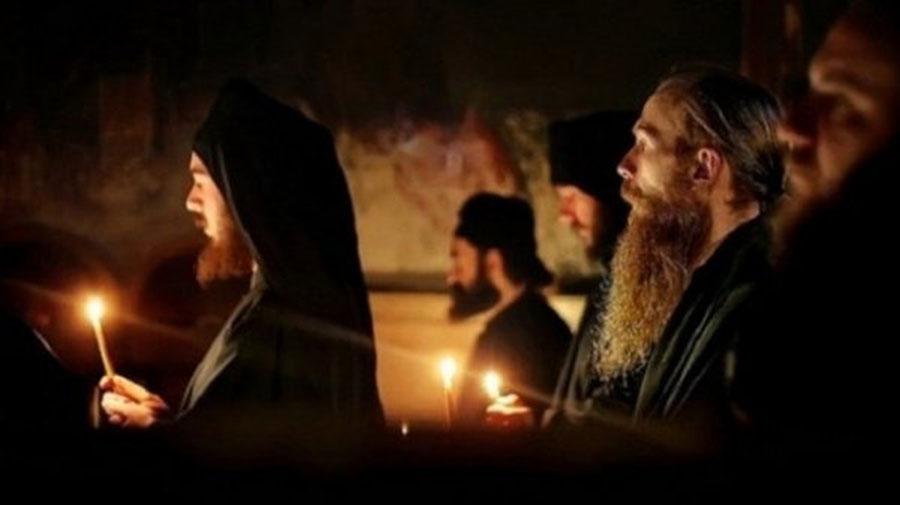 O comunitate de calugari din Athos, avertisment dur legat de profetiile despre Apocalipsa