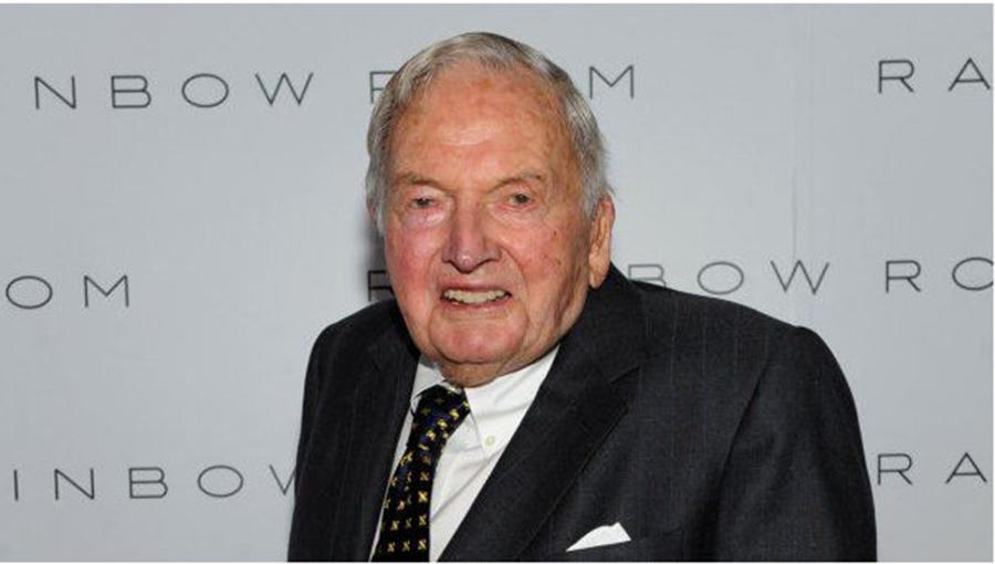A MURIT David Rockefeller, cel mai vîrstnic MILIARDAR al lumii. Ce afaceri avea în România