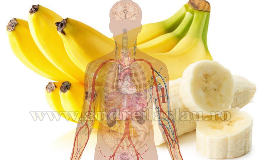 21 De Beneficii Esentiale Ale Bananelor. Iata De Ce Trebuie Sa Le Consumi Mai Des