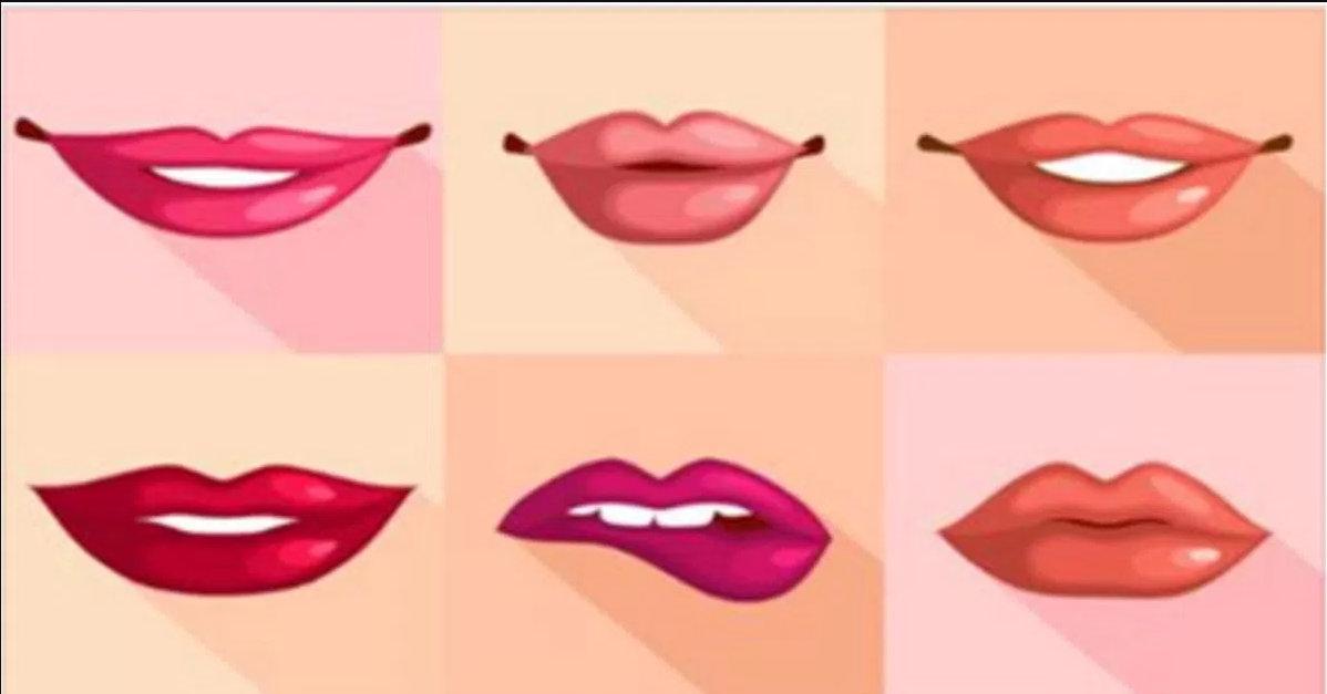 Ce spune forma buzelor tale despre tine si personalitatea ta