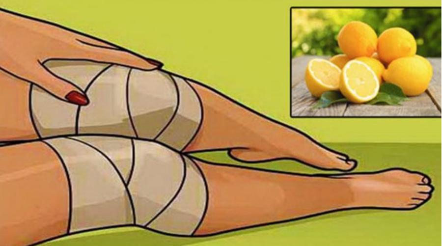 Cum poți sa scapi de durerile de genunchi folosind lămâie. Sigur nu te gândeai la asta…