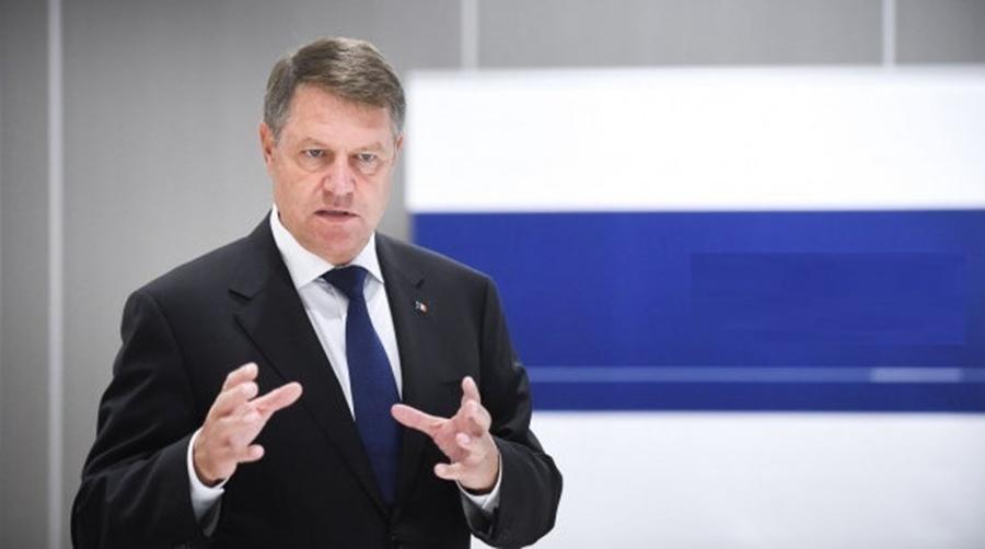 Presedintele Klaus Iohannis a promulgat legea salarizării