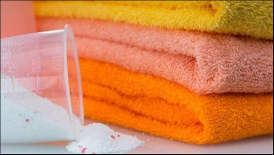 Cum sa albesti si sa igienizezi prosoapele de baie