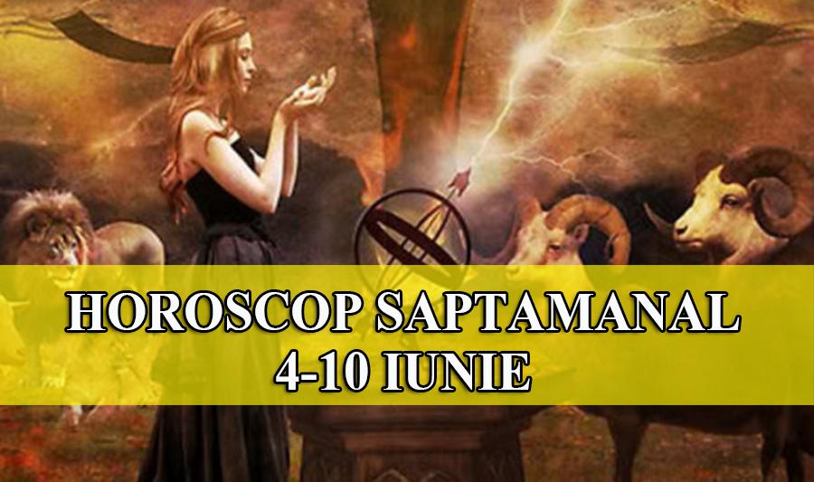 Horoscop Săptămânal 4-10 Iunie. Schimbări importante, astrele trimit avertismente dure.
