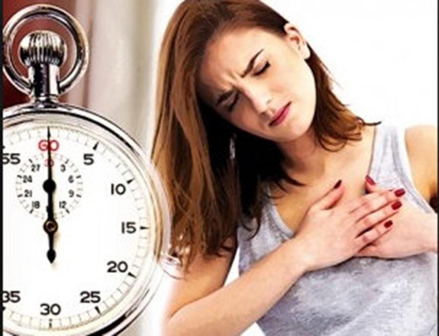 Atacul de Inima la Femei: Un Motiv Intemeiat de Ingrijorare. Simptome resimtite inainte de declansarea unui atac de cord