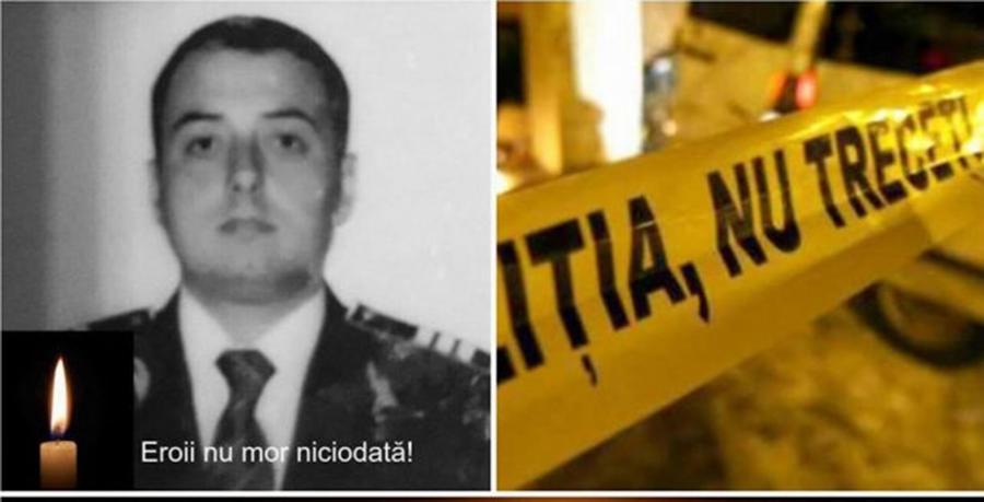 """""""Murim, mamă!"""" Poezie scrisă pe Facebook de un jandarm, marcat de decesul poliţistului înjunghiat mortal într-o gară din Suceava"""