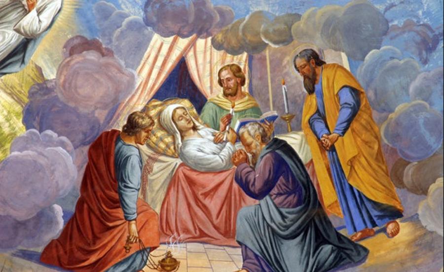 """De ce nu se spune """"La multi ani"""" de Sfanta Maria Mare si ce trebuie sa faci in aceasta zi"""