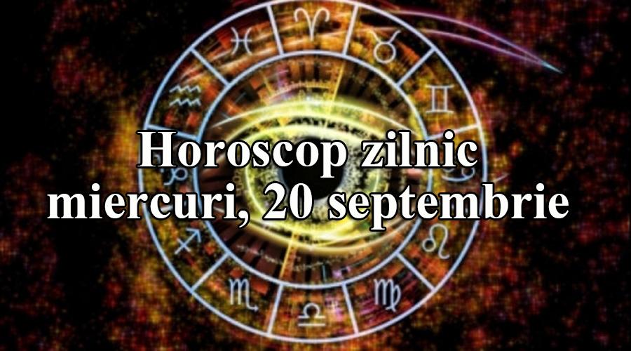 Horoscop Acvaria: Miercuri, 20 septembrie 2017