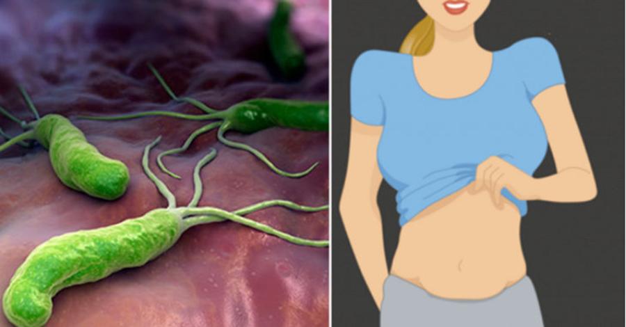 Această bacterie provoacă balonare și te împiedică să slabesti! Iată ce trebuie să faci…