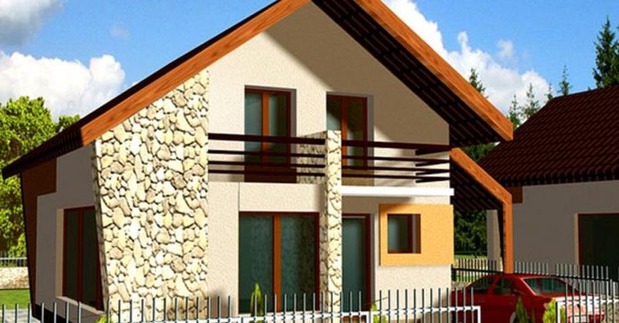 Românul care a inventat casa care se construiește în doar 6 zile. Este perfect izolată și mult mai ieftină
