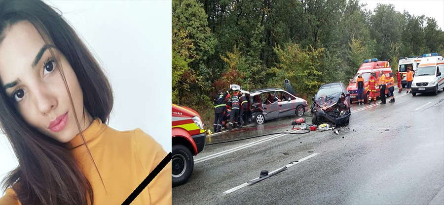 """Marturie cutremuratoare! Tatăl tinerei de 18 care s-a stins în urma cumplitului accident din Balş donează organele fiicei lui: """"Decât să putrezească…"""""""