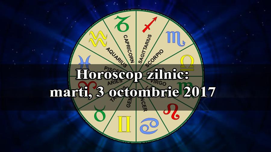 Horoscop Marti, 3 Octombrie 2017. Nativii unei zodii, pedepsiţi în fel şi chip!