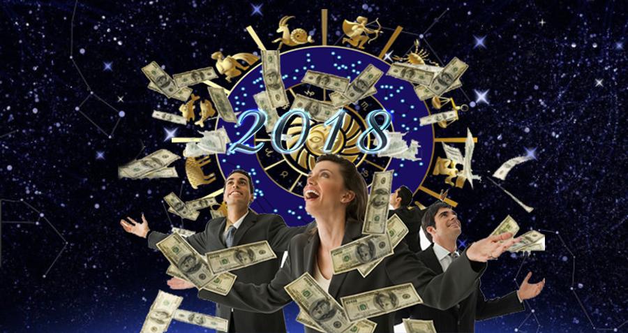 Horoscop 2018. Cum stai cu banii in acest an. Află ce ţi-au pregătit astrele