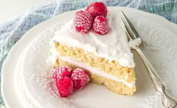 Tort cu vanilie