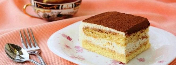 Tort cu branza si cacao – Uite cat de simplu e de preparat si ce pufos poate sa-ti iasa