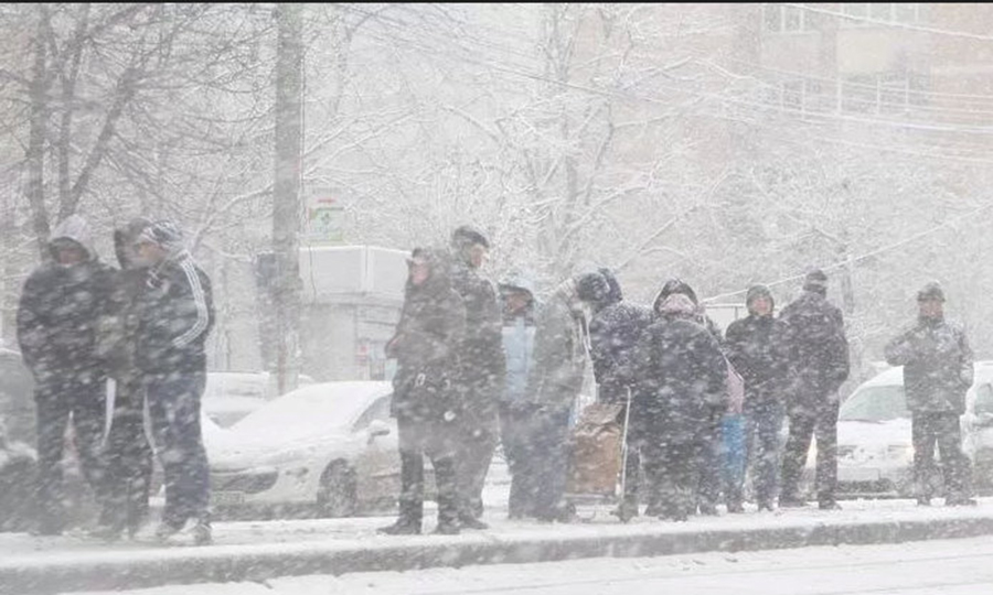 Luna februarie aduce ninsori! Cum va fi vremea în următoarea perioadă