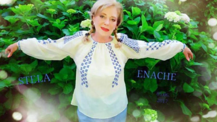 Stela Enache arată senzațional la 68 de ani, iar fiica sa îi calcă pe urme