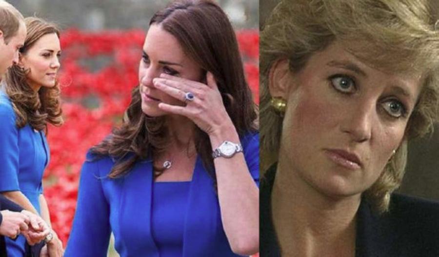 Ducesa Kate Middleton, diagnosticată cu boala de care suferea Prințesa Diana. Care sunt simptomele