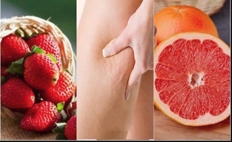 6 fructe care reduc celulita