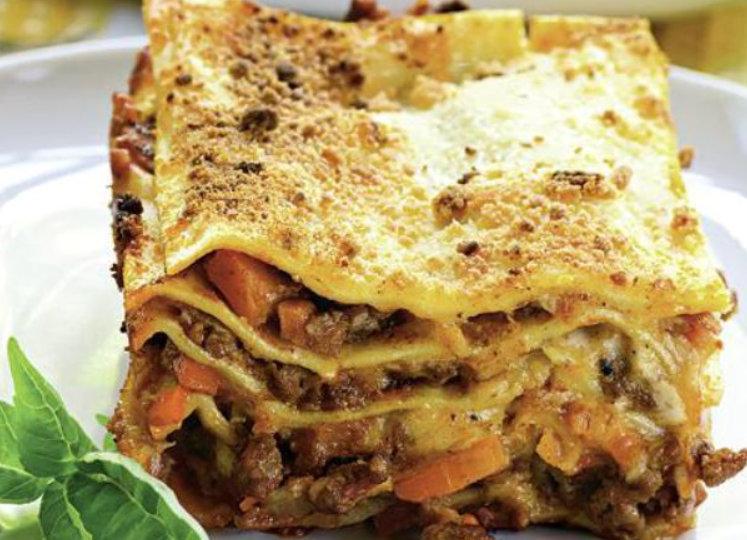 Multe rețete de lasagna am încercat dar asta, clar, este cea mai reușită