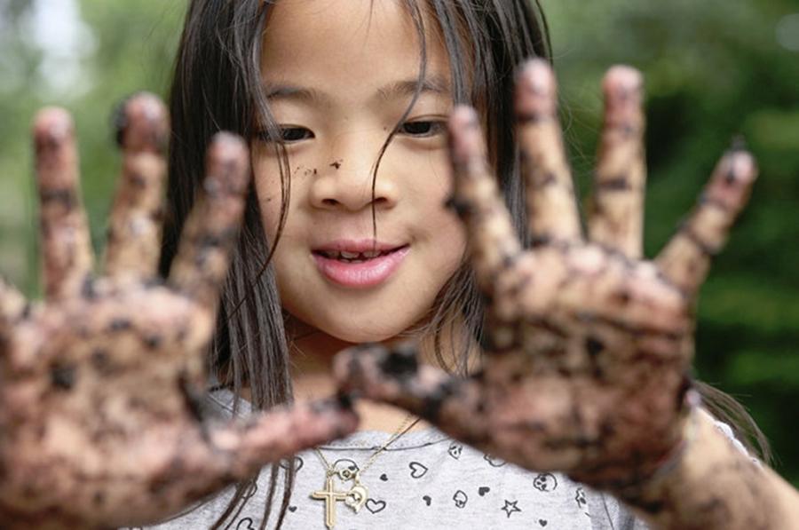Copiii au nevoie de MICROBI nu de antibiotice pentru dezvoltarea IMUNITĂȚII