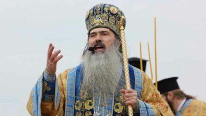 Arhiepiscopul Tomisului, IPS Teodosie, si-a...
