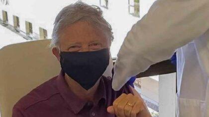 "Bill Gates s-a vaccinat: ""Ma..."
