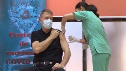 VIDEO Presedintele Klaus Iohannis s-a...