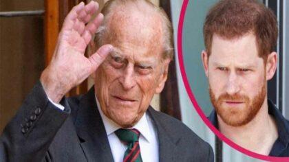 Printul Harry, prima reactie dupa...