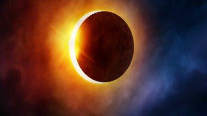Eclipsa de soare 10 iunie...