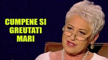 Lidia Fecioru, despre destinul fiecarui...