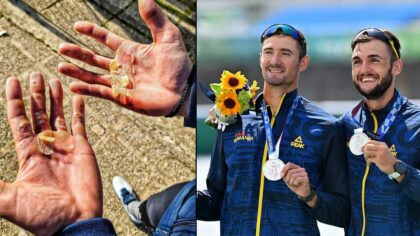 Sacrificiile pentru o medalie olimpica:...