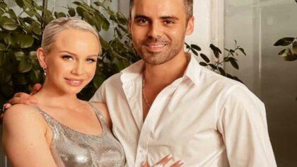 Sandra Izbasa s-a casatorit. Primele...