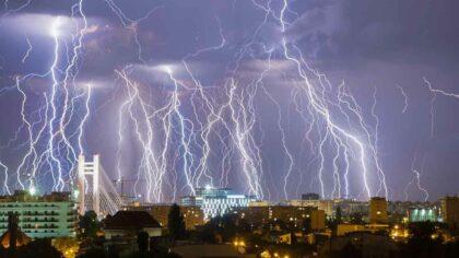 Meteorologii anunta vreme severa pentru...
