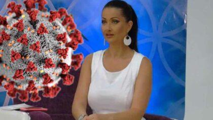 Gabriela Cristea, infectata cu COVID....